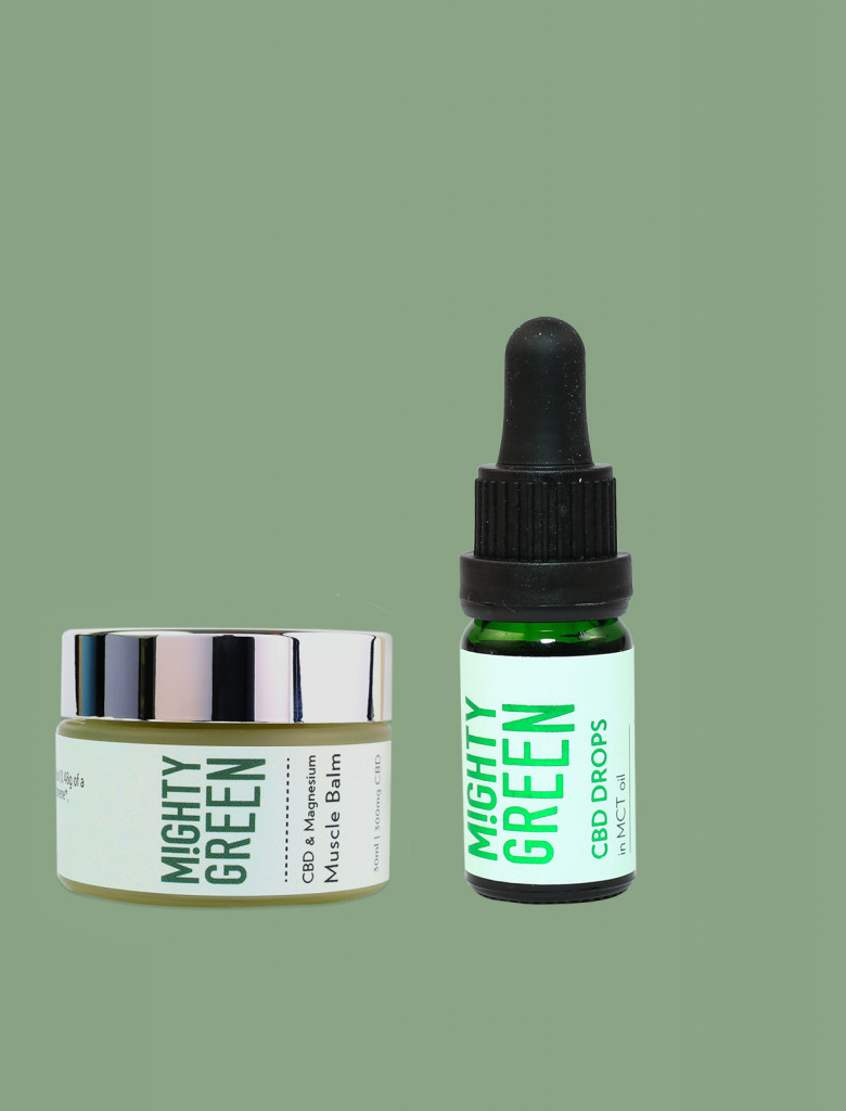 De-stress CBD Bundle