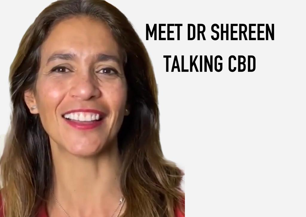 Meet Dr Shereen talking about CBD